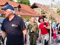 9. pohod po občini Mengeš se je v sredo, 24. junija 2020, začel v Športnem parku Topole in zaključil na Dobenu.