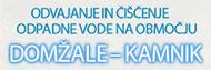 Odvajanje in čiščenje odpadne vode na območju Domžale - Kamnik