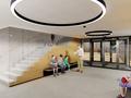 V Večnamenski  športni dvorani Mengeš bosta zaradi lažjega vzdrževanja dva hodnika, čist hodnik, ki je povezan s šolo in garderobami ter umazan hodnik, ki je povezan z glavnim vhodom in tribunami